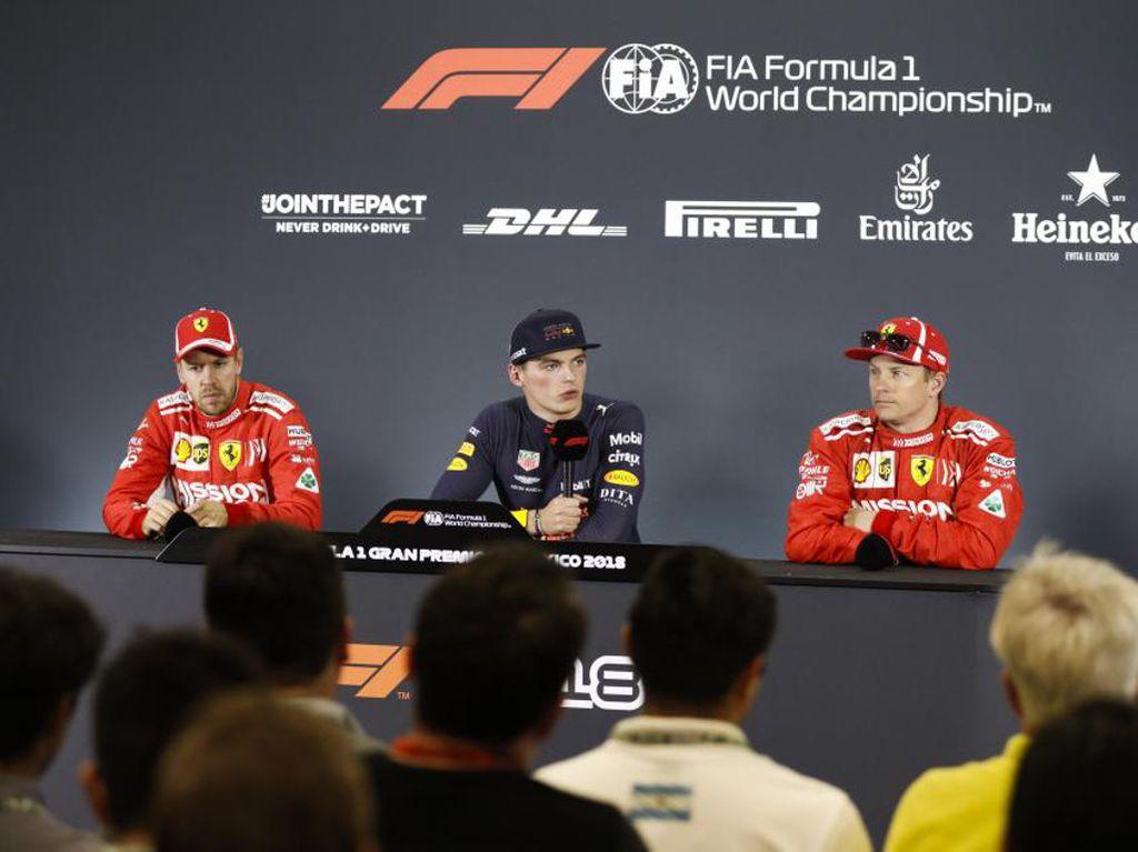 Mexican GP press conference