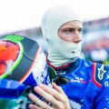 Brendon Hartley penalised for Esteban Ocon collision