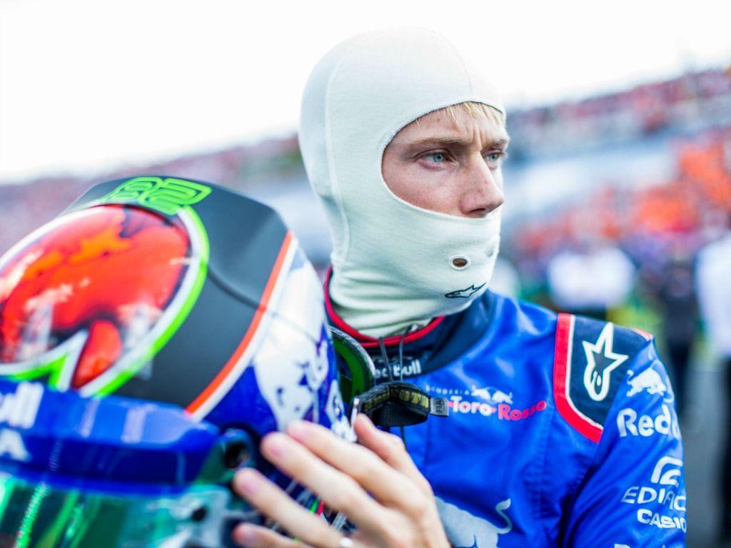 Brendon Hartley penalised for Esteban Ocon collision