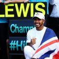All hail the 2018 F1 World Champion