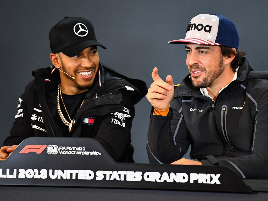 Fernando Alonso: Lewis Hamilton isn't finished winning titles