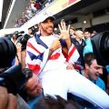Five things that happened between Lewis Hamilton's first and fifth