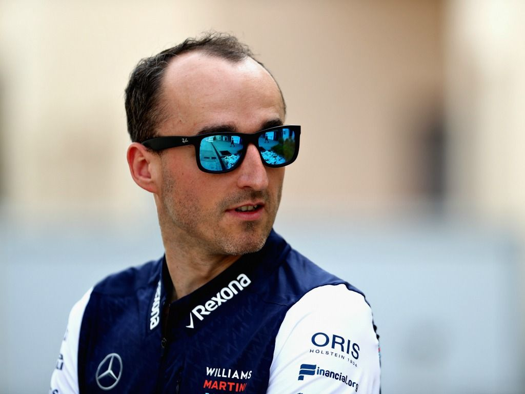 Robert Kubica: Linked with Ferrari role