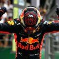 Max motivated by 'Ricciardo's exuberance' over pole