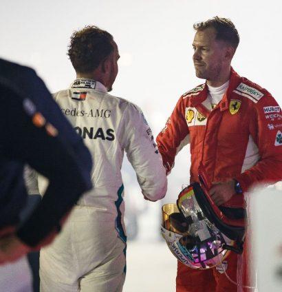 Lewis Hamilton: Ferrari pressure immense for Sebastian Vettel