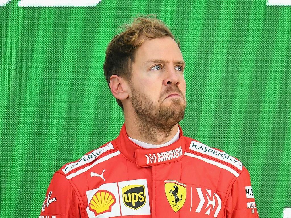 Sebastian Vettel: Now 'past his peak'