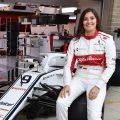Tatiana Calderon: F1 car easier to drive than GP3 machine