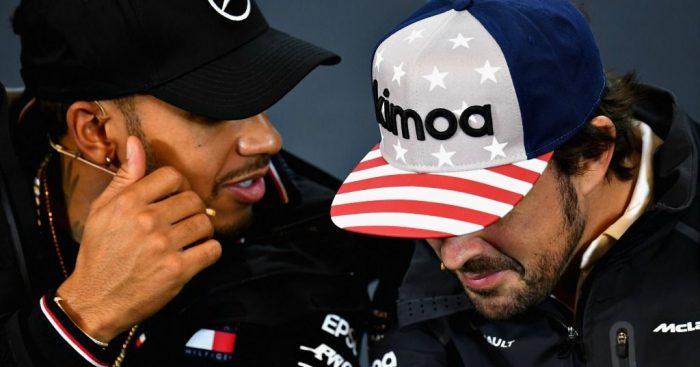 Lewis Hamilton: talks Fernando Alonso career choices