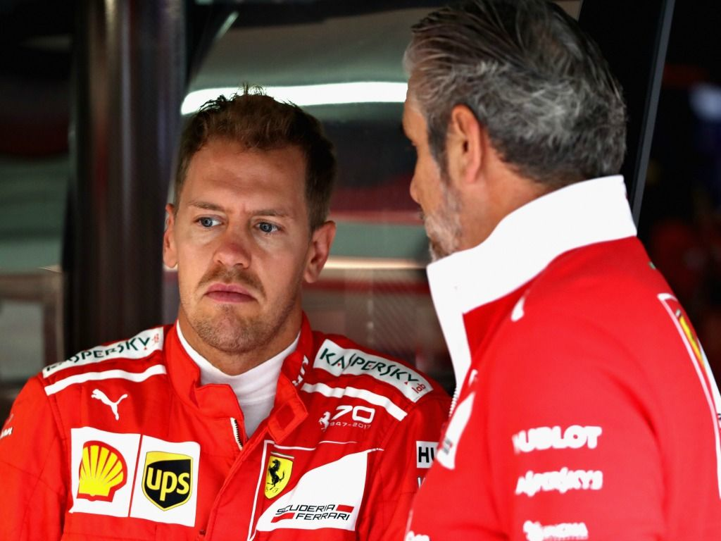 Sebastian Vettel: Not supported as much as Lewis Hamilton