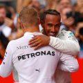 Lewis Hamilton hails 'greatest partnership' with Valtteri Bottas