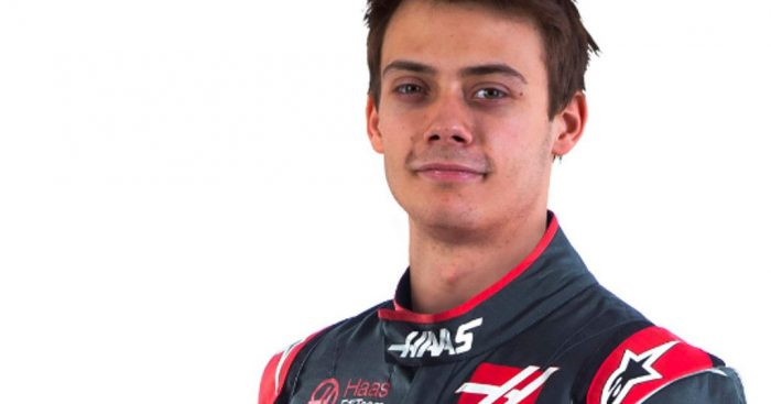 Deletraz handed post-season Haas test