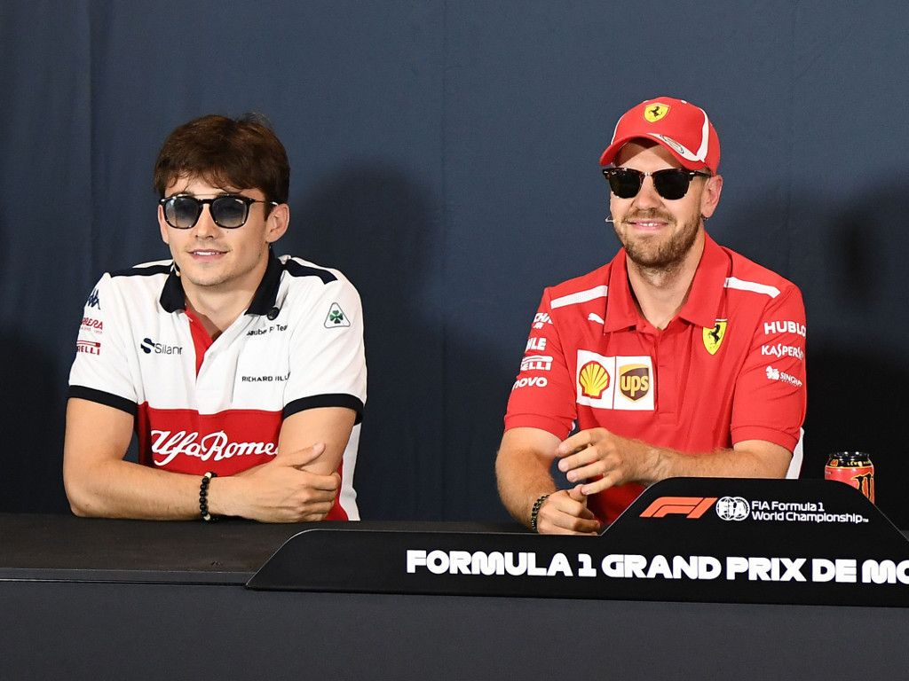 Sebastian Vettel won't 'hide or play games' with Charles Leclerc