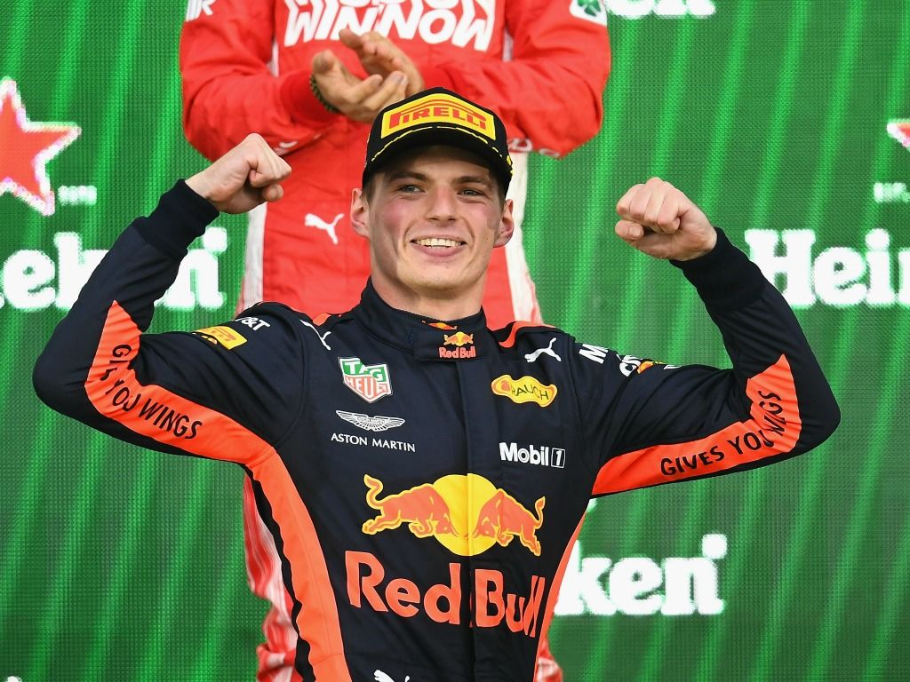 Max Verstappen: World Champion in the making?