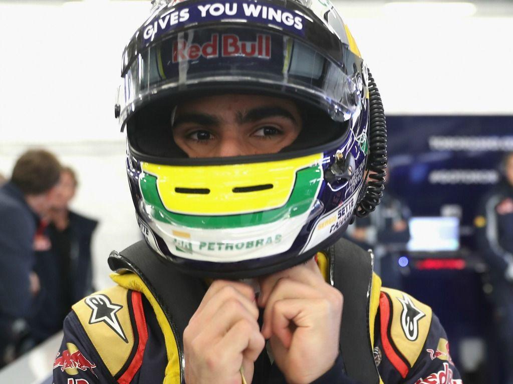 Sergio Sette Camara: Joins McLaren