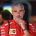 Maurizio Arrivabene: Ferrari have fear of winning