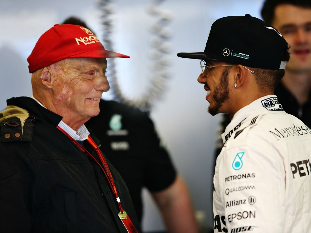 Lewis Hamilton: Was not Niki Lauda's biggest fan
