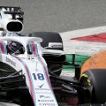 Lance Stroll: Williams surviving rather than competing