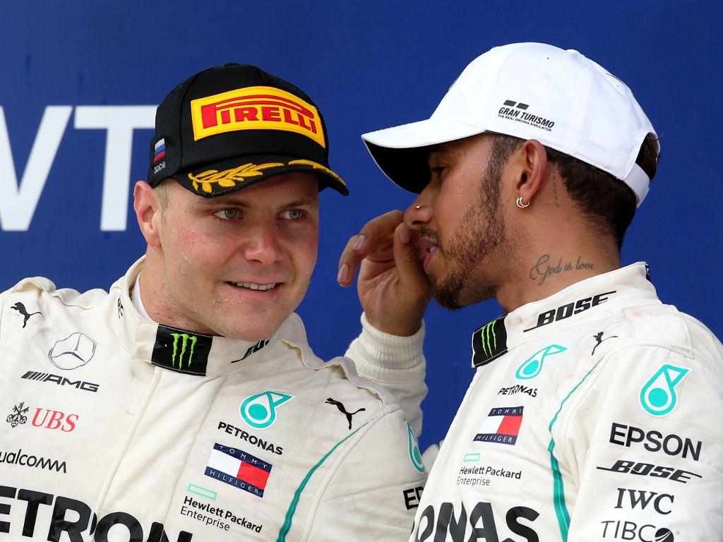 Lewis Hamilton won't do Valtteri Bottas 'any favours'