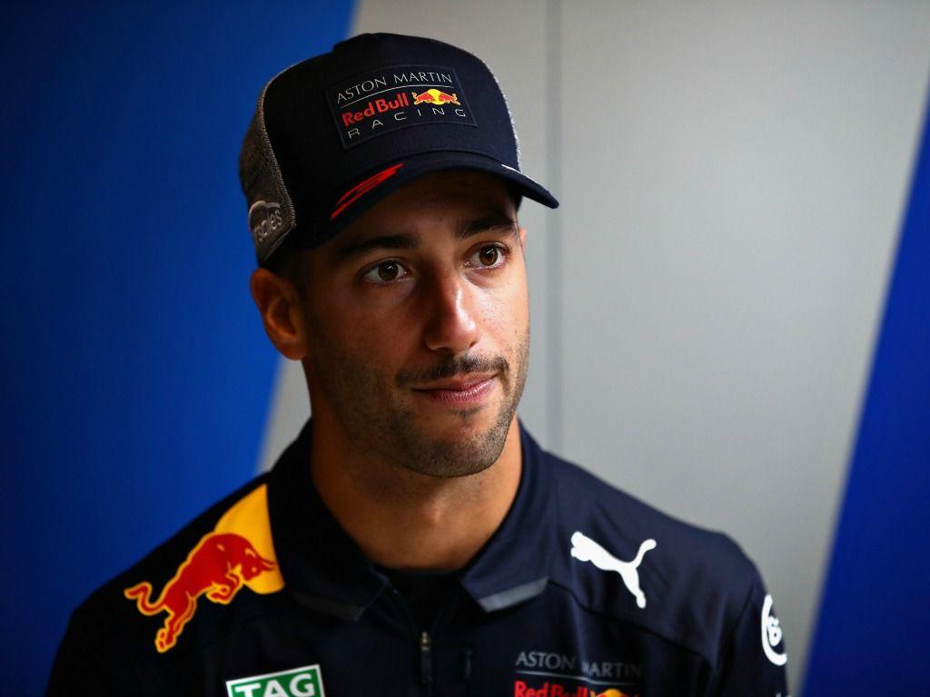 Daniel Ricciardo: Brazil grid penalty