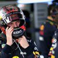 Max Verstappen: Quickest in FP1