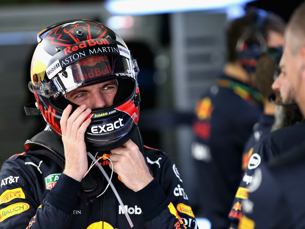 Max Verstappen: Quickest in FP1