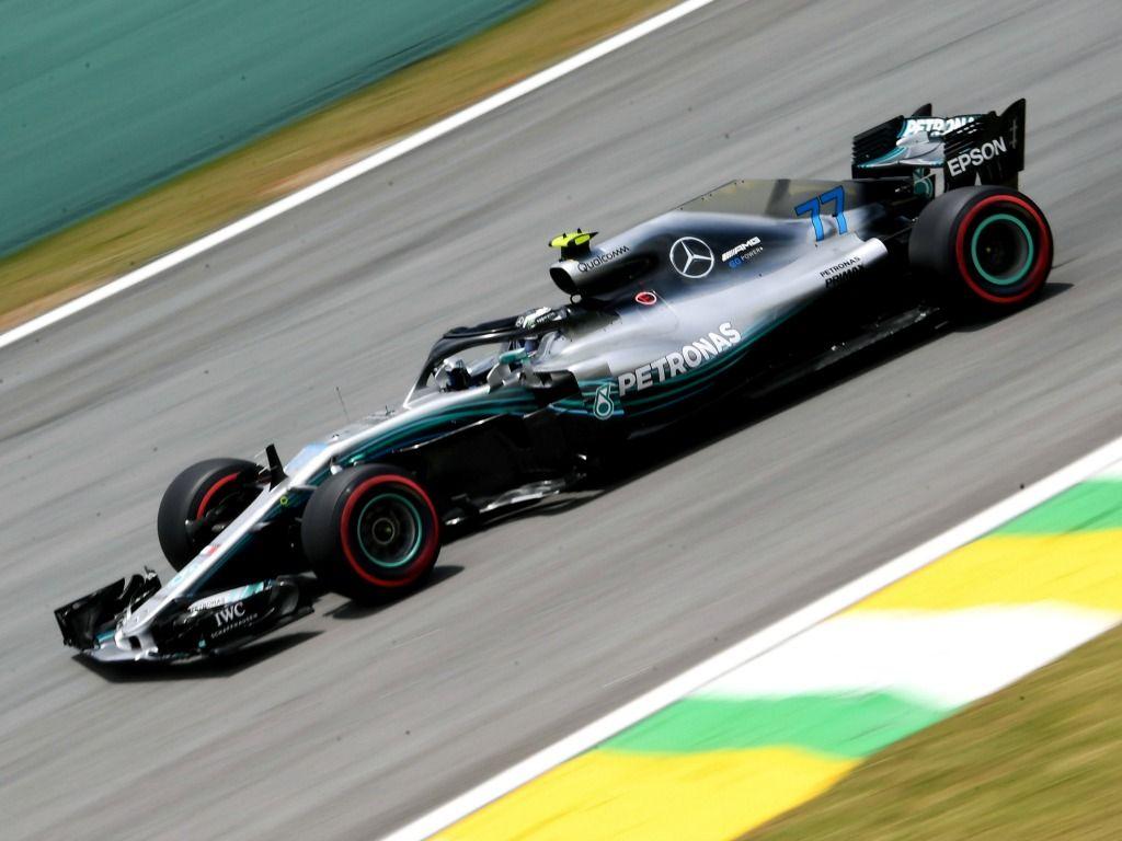 Valtteri Bottas: Tops FP2 in Brazil