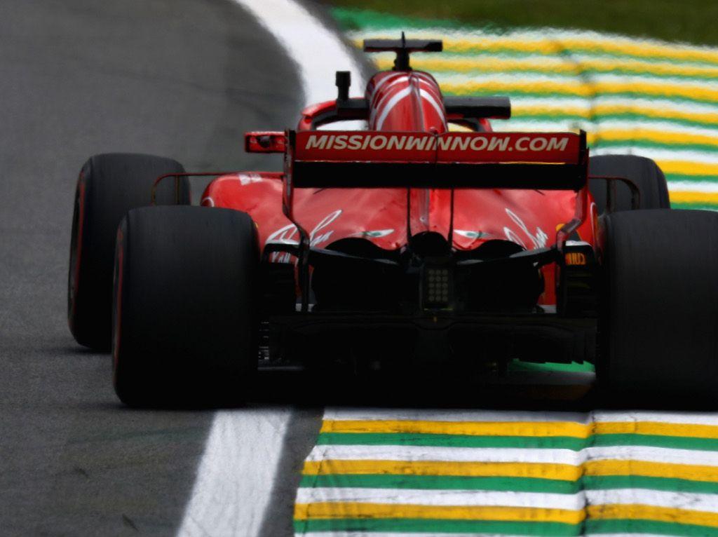 FP3: P1 for Sebastian Vettel, problems for Hamilton