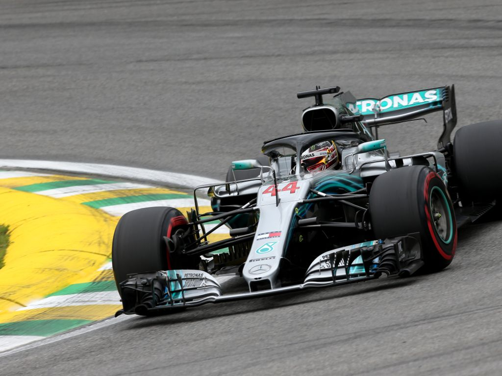 Qualy: Lewis Hamilton beats Vettel to pole - for now