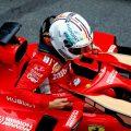 Sebastian Vettel: Avoids Brazilian GP grid penalty