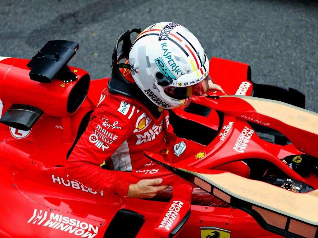 Sebastian Vettel: Avoids Brazilian GP grid penalty