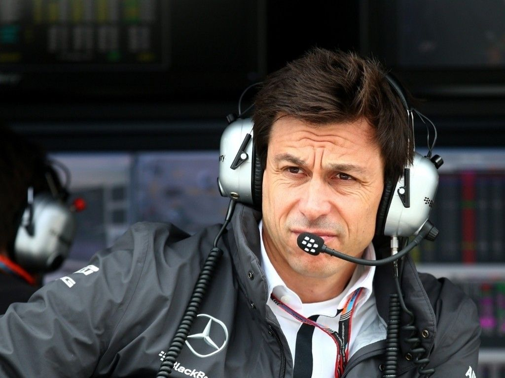 Toto Wolff: I'm not motor racing's 'Special One'