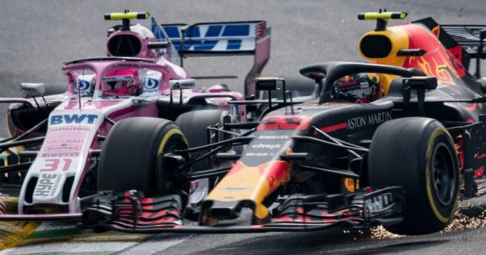 Esteban Ocon: ruins Max Verstappen's race