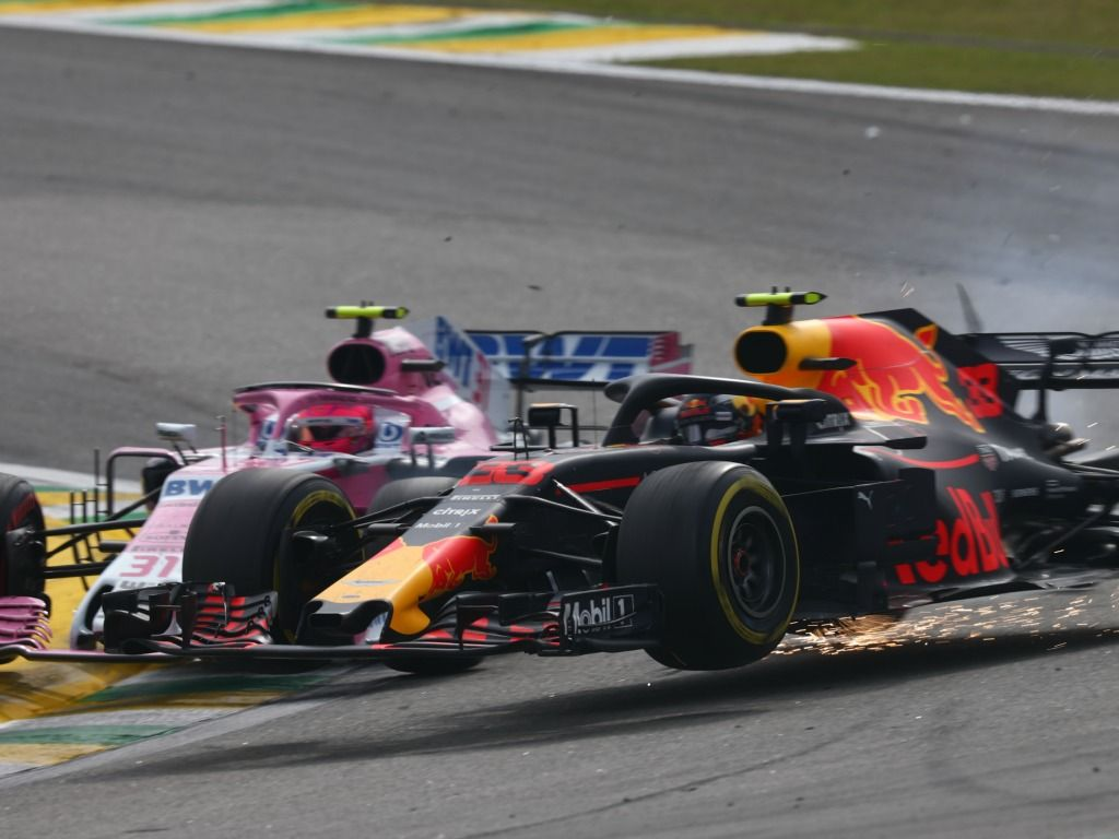 Esteban Ocon: Surprised by Verstappen reaction