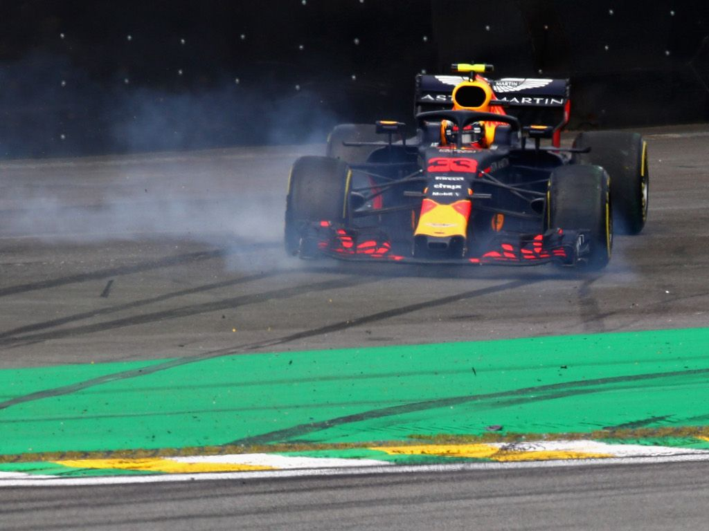 Max Verstappen: One day we'll look back and laugh
