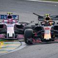 Max Verstappen v Esteban Ocon
