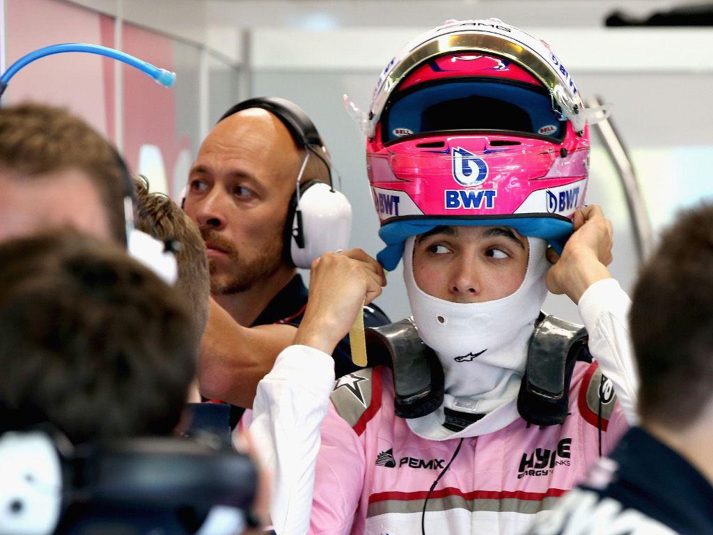 Three test driver roles for Esteban Ocon in 2019?