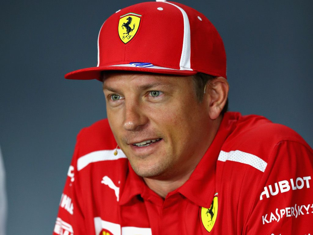 Kimi Raikkonen: No worries ahead of Sauber return