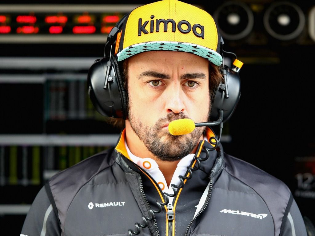 Fernando Alonso: Thinks F1 is weak