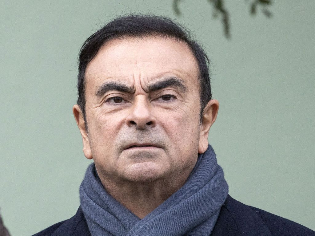 Renault, Nissan head facing the axe after arrest