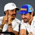 Lewis Hamilton and Alonso: React to Robert Kubica news