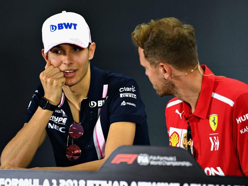 Sebastian Vettel: Understand Max Verstappen's reaction