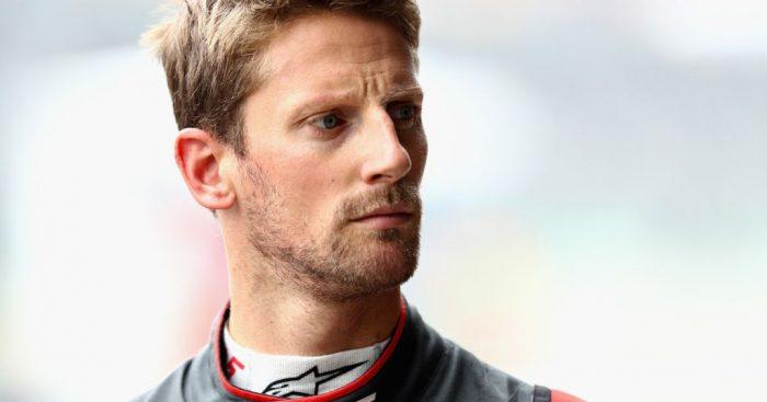 Romain Grosjean questions safety of sausage kerbs