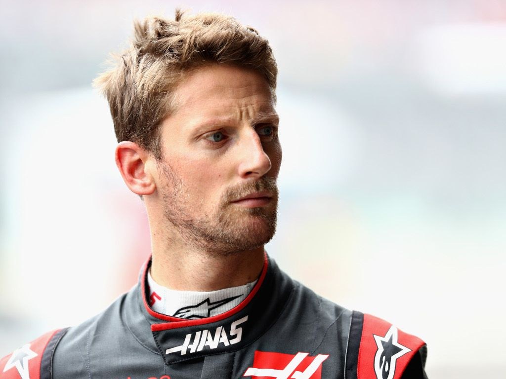 Romain Grosjean questions safety of sausage kerbs