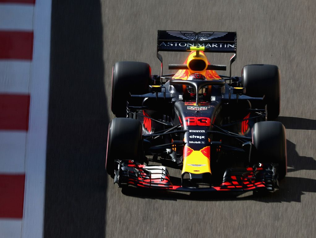 FP1: Max Verstappen tops Red Bull 1-2