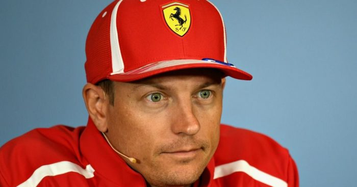 Kimi Raikkonen: To test for Sauber