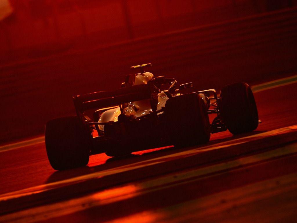 Valtteri Bottas: Quickest in FP2