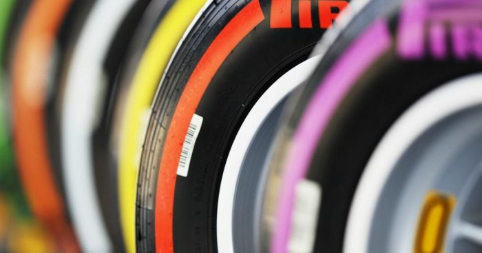 Pirelli retained as F1's sole tyre supplier