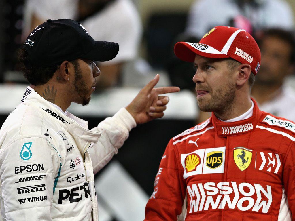 Sebastian Vettel vows to fight Lewis Hamilton 'harder' next year