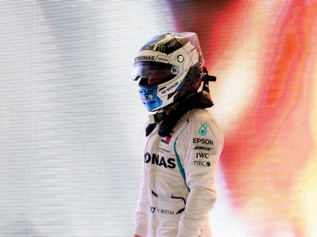 Valtteri Bottas: Fourth P5 finish in a row