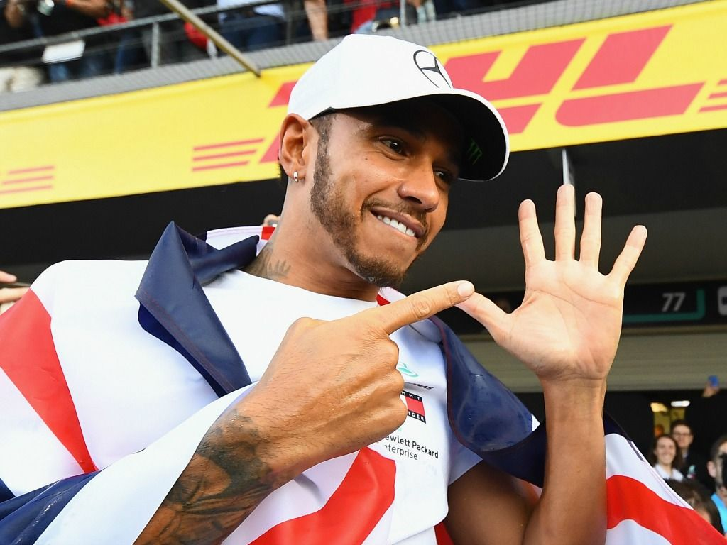 Lewis Hamilton: Not the greatest yet?